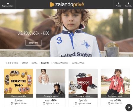 migliori negozi online abbigliamento bambini