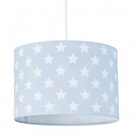 lampadario-azzurro-stelline