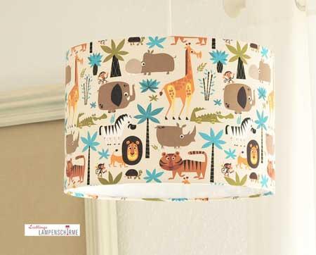 Lampadari per camerette da bambini: tanti colori e design