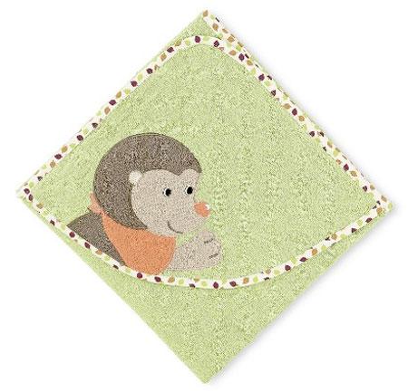 telo bagno neonati con cappuccio