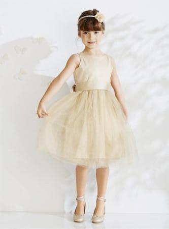 abito elegante bambina