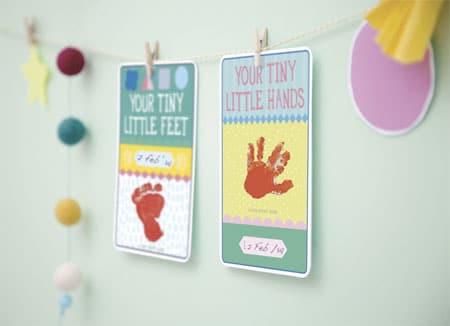 cartoline tappe bambino