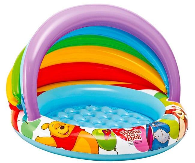 Le 10 pi belle e divertenti piscine gonfiabili per bambini - Piscine per bambini piccoli ...