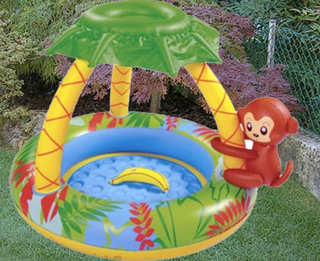 piscina gonfiabile per bambini