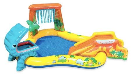 piscina bambini giardino