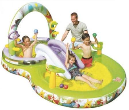 Le 10 pi belle e divertenti piscine gonfiabili per bambini for Piscine gonfiabili per bambini