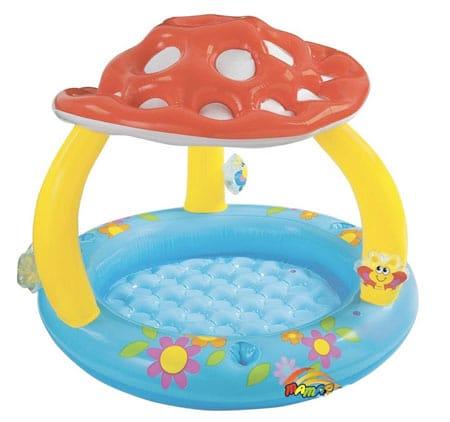 Le 10 pi belle e divertenti piscine gonfiabili per bambini for Riparare piscina
