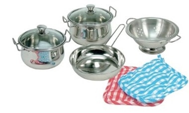accessori cucina per bambina