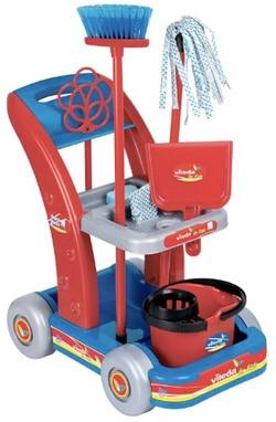 carrello vileda giocattolo bambini