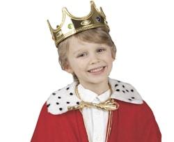 corona per bambino
