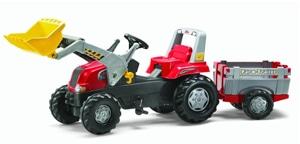 trattore a pedali per bambini