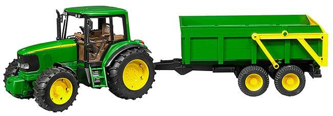bruder trattore