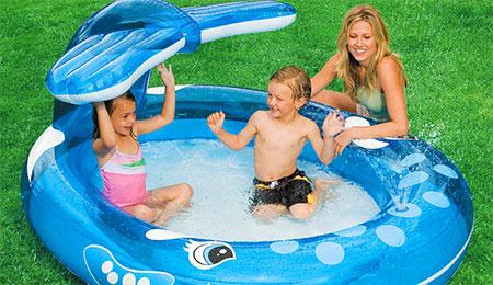 piscine gonfiabili bambini sconto