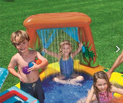 Le migliori piscine gonfiabili per bambini piccoli il mio test - Casa gonfiabile per bambini ...