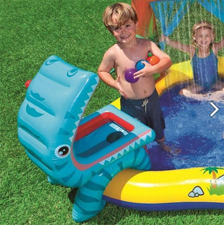 Le migliori piscine gonfiabili per bambini piccoli il mio test - Piscine x bambini ...