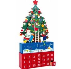 calendario dell'avvento per bambini