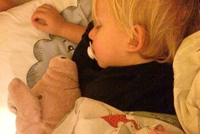 bambino 2 anni non dorme la notte