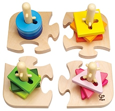 I pi bei giochi da tavolo per bambini da uno a due anni for Giochi per bambini di un anno