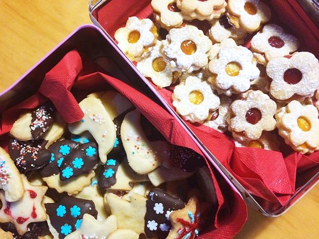 biscotti bambini