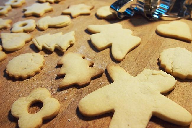 migliori biscotti di natale