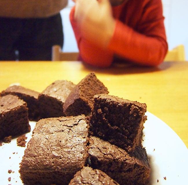 cameo brownies