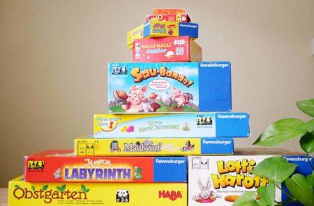 giochi da tavolo bambini